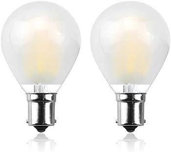 Bonlux 2-Pack 4W LED 1156 Vanity Light Bulb