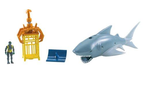 Shark Toys And Games : Matchbox mega rig shark adventure buy online in uae