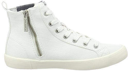 Pepe Jeans Clinton Chelsea - Zapatillas Mujer Blanco - Weiß (White 800)