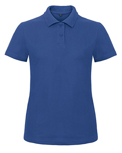 B&C - Camiseta - para mujer azul cobalto