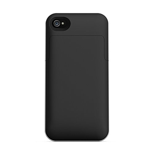 mophie juice pack Air for iPhone 4/4s (1,700mAh) - Black