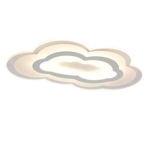 Cloud Shaped Pendant Light in US - 7