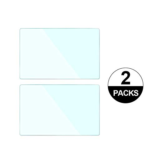 AWINNER Glass Competible for NEOGEO Mini,Screen Protector Ultra-Clear Tempered Glass for NEOGEO Mini Japan Game Console SNK (2-Pack)