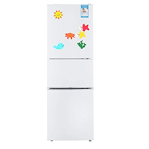 kitt 1 Set/12 PCS Lovely Cartoon Animal Magnetic Refrigerator Baby Educational Toy Develop Attention and Practical (Pc Refrigerator)