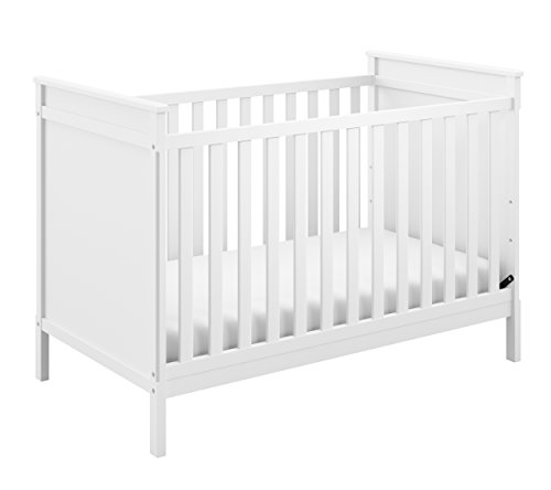 Storkcraft Eastwood 3-in-1 Convertible Crib Easily Converts to Toddler Bed & Day Bed, 3-Position Adjustable Height Mattress Review