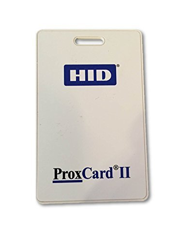 HID 1326LSSMV HID 1326 PROX CARD II WEIGAND (100 Pack) by HID