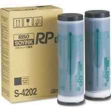 Risograph FP3505UI Black Ink (2 Ctgs/Ctn) (10000 Yield) - Genuine OEM toner