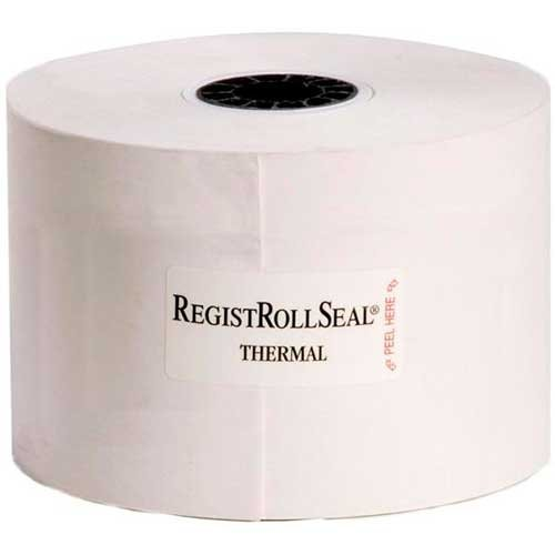 National Checking Thermal ATM Registroll, 2 11/32 inch x 872 Feet - 8 rolls per (Atm Ribbons)