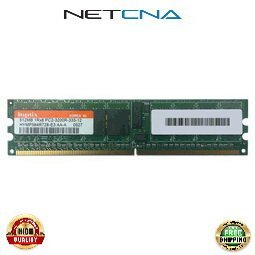 FUJITSU-ABJ 512MB Fujitsu 240-pin PC2-3200 PC2-400 Registered ECC DIMM 100% Compatible memory by NETCNA ()
