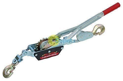 Dapetz /® 2 Ton Hand Winch Cable Puller Turfer Boat Trailer Car Caravan Lifting