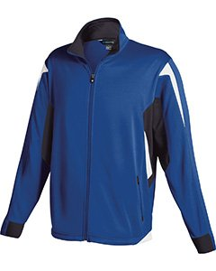 Holloway Youth Dedication Jacket , Royal Blue|Black, large  by Holloway