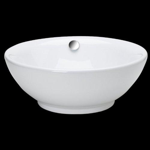 American Standard 0960.900.020 Vessel Sink, White