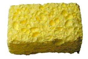 Stained Glass Grinder Supplies - Inland Grinder Sponges (2) (Inland Store)
