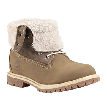 timberland femme taupe