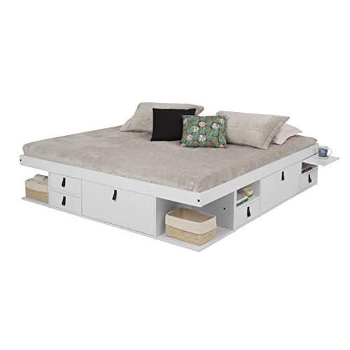 Memomad Bali Storage Platform Bed