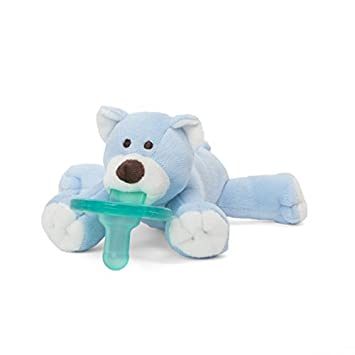 Amazon.com: Wubbanub Chupete, diseño de oso: Baby