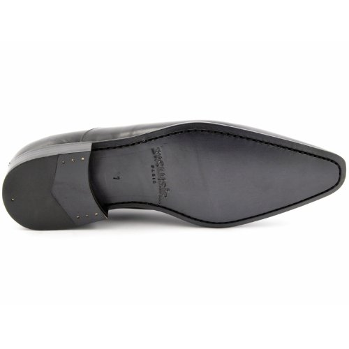Exclusif Paris Verdict Cuir Marron, Chaussures de ville homme Cuir Marron Taille 42
