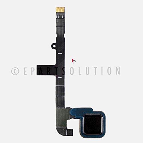 ePartSolution_Motorola Moto Z Play Droid XT1635 Home Button Key Button Flex Ribbon Cable Replacement Part USA Seller (Black) -  for motorola, 500-557
