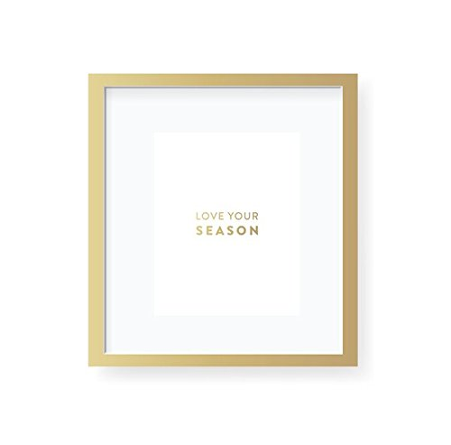 Emily Ley Paper Love Your Season Art Print - White by Emily Ley Paper, Inc.