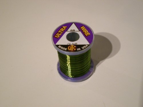 Ultra Wire (Brassie) (Olive) -