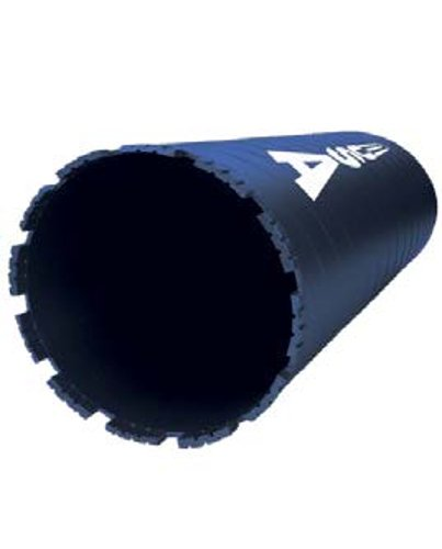USA Turbo Core Bit! Fastest Drilling 8'' 8mm Great for Concrete Wet Use Only Laser Welded by Rialto USA LLC