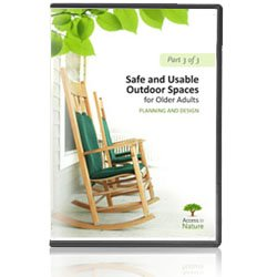 Cheap  Safe and Usable Outdoor Spaces for Older Adults