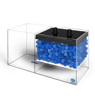 Eshopps AEO13025 Wood 200 No Overflow Filter for Aquarium ()