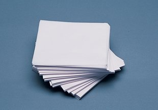 Anti-Tarnishing Tissue Squares, 4 by 4 Inches, Pack of 1000