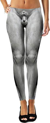 RageOn Classics David Premium All Over Print Leggings (Hello Kitty Leggings)
