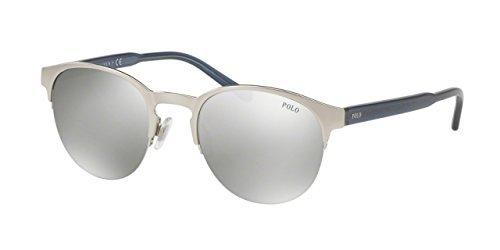 Semishiny PH3099 Polo Grey Sonnenbrille Plateado C7x00qaSw