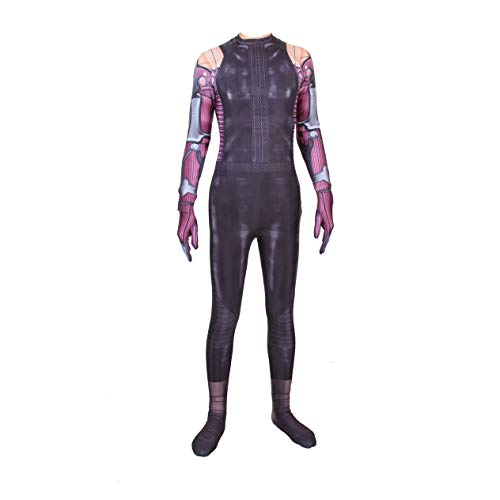 Alita Battle Angel Cosplay Suits Halloween Costume Spandex