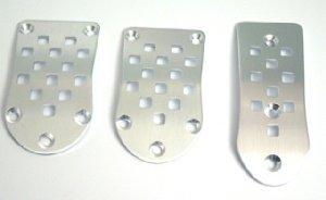 Expert Cubre Pedales Aluminio nº1