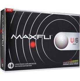 2016 Maxfli U/6 Tour Golf Balls (12 Pack)