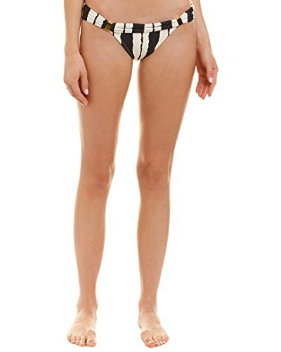 ViX Womens Isla Bia Bikini Bottom, S, White