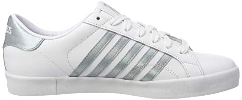 Gray Low Sneakers K Women's White Belmont Mist So 129 Top Swiss White I7IaAqwzB