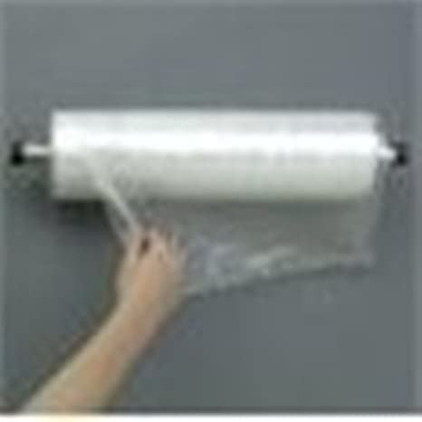 Plastic Hair Salon Processing Bags Replacement Roll of 500/ Tear Away Caps or Spa Treatment Bags, 14 1/2