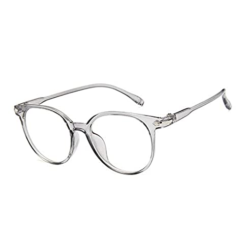 33784df9996b Generic Fashion Women Spectacle Optical Frame Glasses Anti-Radiation  Eyeglasses For Eye Care  Amazon.in  Beauty