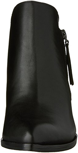 Donald J Pliner Womens Edyn-08D Pointed Toe Ankle Chelsea Boots Black Leather OSGfh