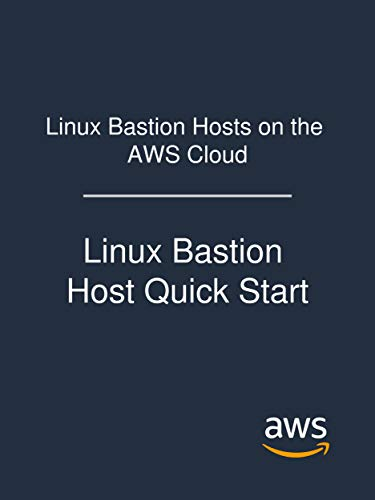 This is official Amazon Web Services (AWS) documentation for the Linux bastion Quick Start. This Quick Start adds Linux bastion hosts to your new or existing AWS infrastructure for your Linux-based deployments. After you deploy this Quick Start, you ...