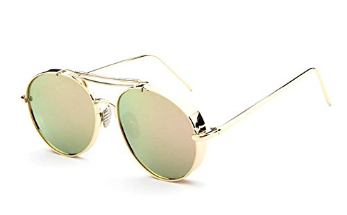 Frog mirror metal sunglasses fashion and - Aviator Low Sunglasses Cost