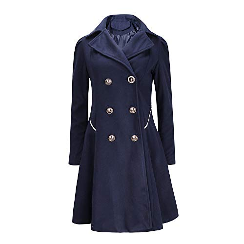 Mujer Ashop Capa Leopardo Pullover Azul Parka Chaquetas De Mujer Ropa Jacket Oscuro Abrigo 4BArw4q5