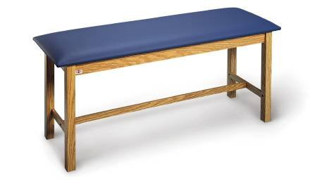 The Brewer Company Treatment Table Element Fixed Height 500 lbs. Brewer Element Treatment Table
