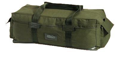 (Olive Drab - Israeli IDF Tactical Duffle Carry Bag, 34