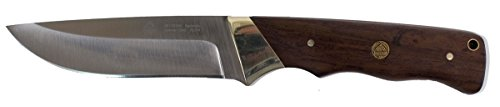 Puma-SGB-Badlands-Jacaranda-Wood-Hunting-Knife-with-Ballistic-Nylon-Sheath