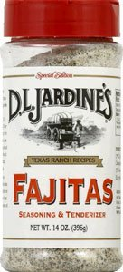 D.L. Jardine's Fajitas Seasoning & Tenderizer - 14 oz (Pack of 1)
