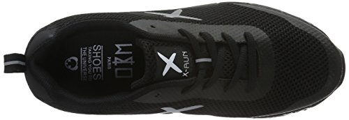 Wize & Ope Unisex Adulti Xrun Low Top Black (nero 2)