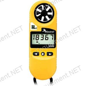 Kestrel 3500 Pocket Weather Meter - Yellow by Kestrel