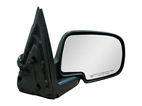 Dependable Direct Right Textured Heated Mirror for 03-06 Silverado, GMC Sierra - GM1321293