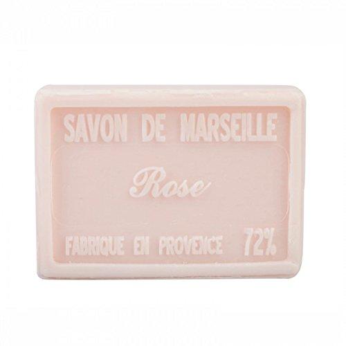 Sapone di Marsiglia al Burro di Karite puro vegetale Profumo Rosa Canina 100g