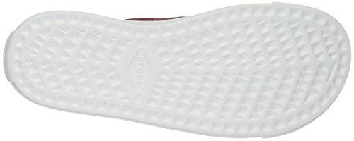 crocs Herren Citilane Roka Sandalen Flipflops, Rot (Pepper / Weiß), 48/49 EU